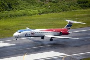 HS-ONE - One-Two-Go McDonnell Douglas MD-83 aircraft