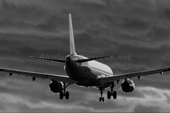 - - Unknown Airbus A320