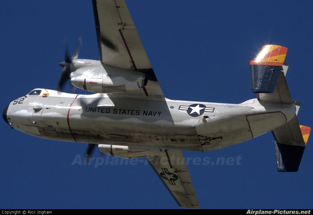 USA - Navy 162175 aircraft at Lyneham