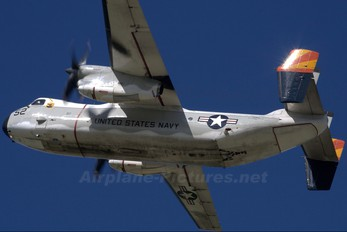 162175 - USA - Navy Grumman C-2 Greyhound
