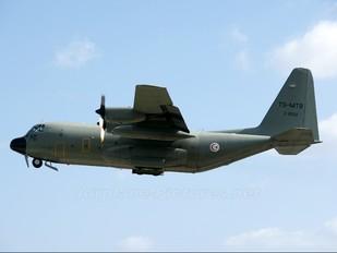 Z21012 - Tunisia - Air Force Lockheed C-130H Hercules