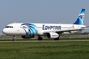 SU-GBU - Egyptair Airbus A321