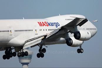 TF-AAA - MASkargo Boeing 747-200F