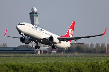 TC-JFC - Turkish Airlines Boeing 737-800