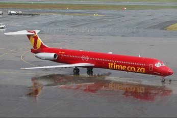 ZS-TRE - 1Time McDonnell Douglas MD-83