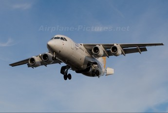 SE-DJN - Malmo Aviation British Aerospace BAe 146-200/Avro RJ85
