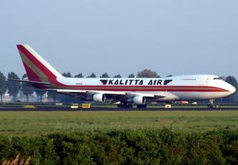 N710CK - Kalitta Air Boeing 747-200F