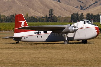 ZK-CPT - Safe Air Bristol 170 Freighter