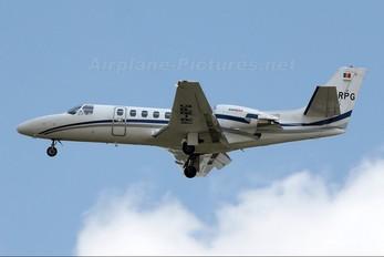 YR-RPG - EuroJet Cessna 560 Citation Encore