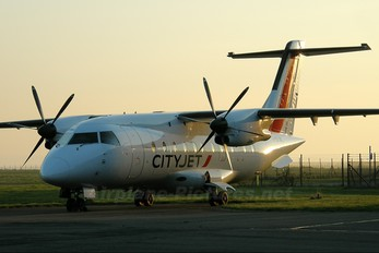 G-BYML - CityJet Dornier Do.328