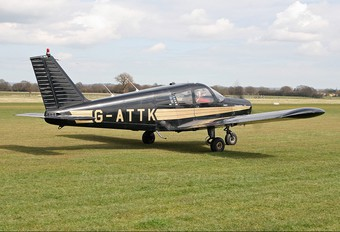 G-ATTK - Private Piper PA-28 Cherokee