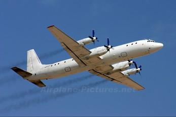 EX-011 - Unknown Ilyushin Il-18 (all models)