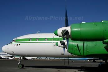 EX-601 - Anikay Air Ilyushin Il-18 (all models)