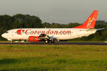 TC-TJC - Corendon Airlines Boeing 737-400