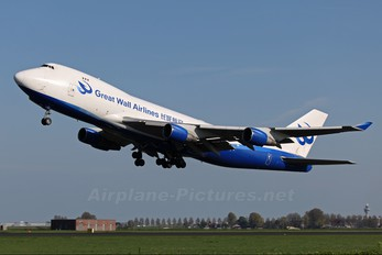 B-2429 - Great Wall Airlines Boeing 747-400F, ERF
