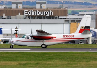 N3596T - Private Aero Commander 500