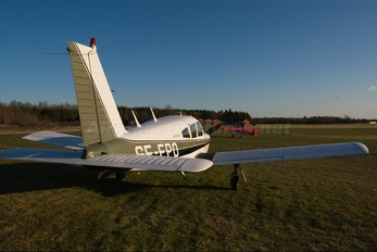 SE-FPO - Private Piper PA-28 Arrow