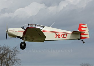 G-BKCZ - Private Jodel D120 Paris-Nice