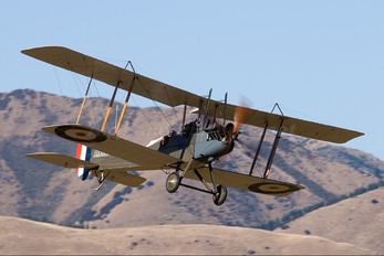 ZK-BFR - The Vintage Aviator Limited Royal Aircraft Factory BE.2