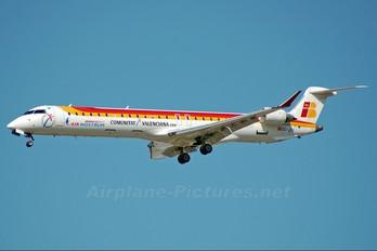 EC-JZV - Air Nostrum - Iberia Regional Canadair CL-600 CRJ-900
