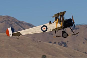 ZK-ACU - The Vintage Aviator Limited Avro 504K
