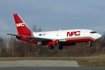 N322DL - Northern Air Cargo Boeing 737-200F