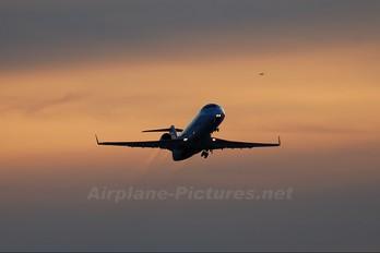 OY-MBU - Cimber Air Canadair CL-600 CRJ-200
