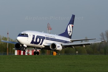 SP-LKD - LOT - Polish Airlines Boeing 737-500