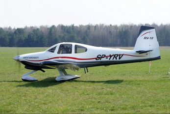 SP-YRV - Private Vans RV-10