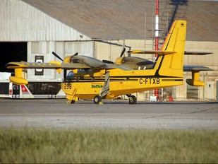 C-FTXB - Private Canadair CL-215