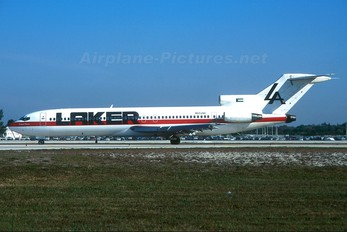 N552NA - Laker Airways Boeing 727-200 (Adv)
