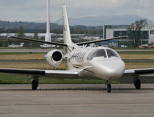 OY-KLG - Private Cessna 560 Citation Ultra