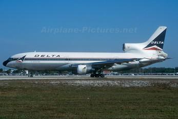 N717DA - Delta Air Lines Lockheed L-1011-1 Tristar