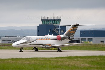 G-OODM - Air Charter Scotland Cessna 525A Citation CJ2