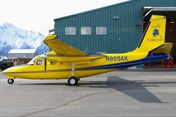 N909AK - Alaska Forestry Department Aero Commander 500
