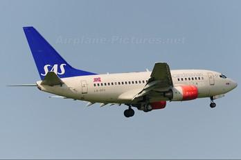 LN-RPX - SAS - Scandinavian Airlines Boeing 737-600