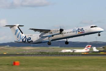 G-JECG - Flybe de Havilland Canada DHC-8-400Q / Bombardier Q400