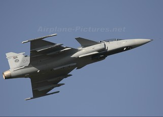 04 - South Africa - Air Force SAAB JAS 39D Gripen