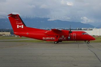 C-GSUR - Canada - Dept of Transport de Havilland Canada DHC-8-100 Dash 8