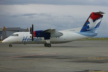 C-FLAD - Hawkair de Havilland Canada DHC-8-100 Dash 8