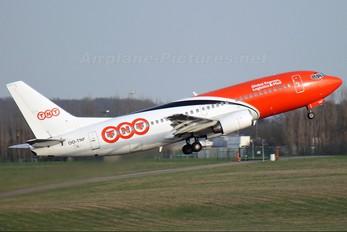 OO-TNF - TNT Boeing 737-300F