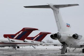 C-GJKF - Purolator Courier (Kelowna Flightcraft Air Charter Boeing 727-200F (Adv)