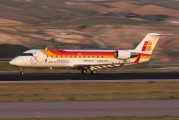 EC-JOY - Air Nostrum - Iberia Regional Canadair CL-600 CRJ-200 aircraft