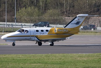 PH-ORJ - Skytaxi Cessna 510 Citation Mustang