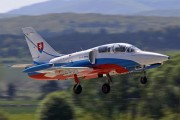 1701 - Slovakia -  Air Force Aero L-39ZAM Albatros aircraft