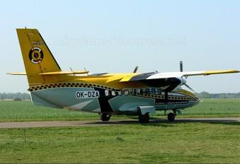 OK-DZA - Slovacky Aeroklub Kunovice LET L-410 Turbolet