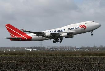 PH-MPP - Martinair Cargo Boeing 747-400BCF, SF, BDSF