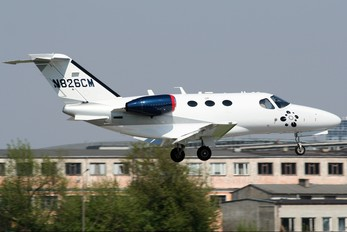 N826CM - Cessna Aircraft Company Cessna 510 Citation Mustang