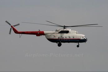 ZB697 - UK - QinetiQ Mil Mi-17