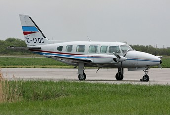 G-LYDC - Private Piper PA-31 Navajo (all models)